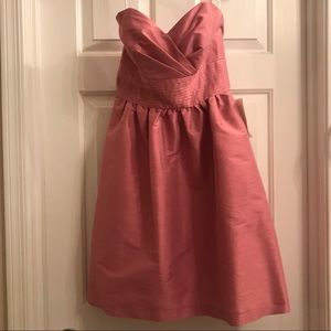 ALFRED SUNG Dresses - Pink Homecoming Dress size 4